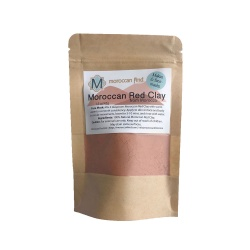 Moroccan Red Clay 1.5oz